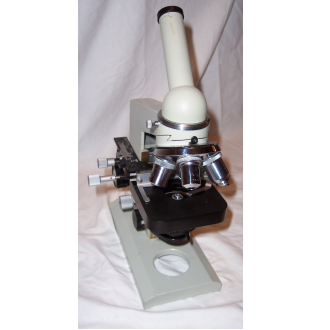 Serviced Microscopes