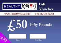 Healthy Koi Gift Voucher
