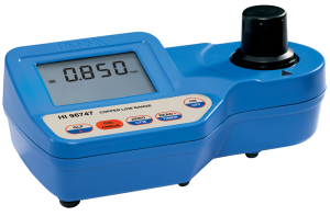 HI 96 series of single parameter photometers